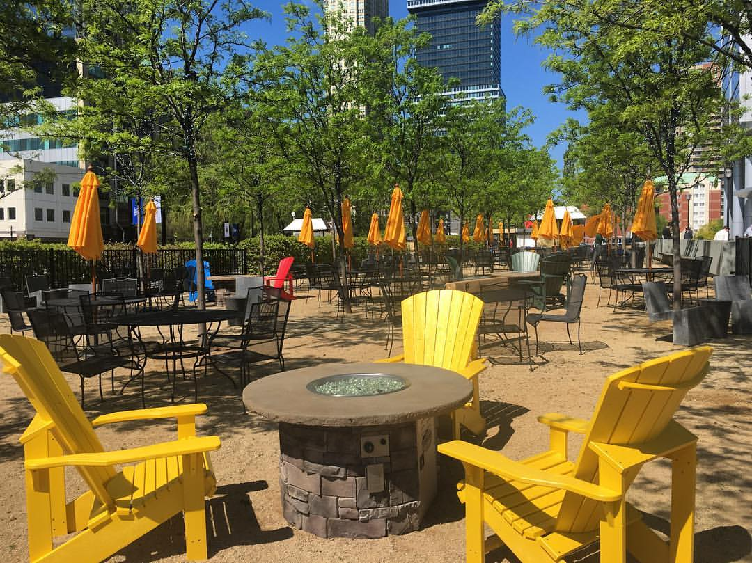 Two Breezy Waterfront Beer Gardens To End Your Summer Right – Epic ...