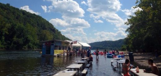 Delaware River Tubing Milford New Jersey